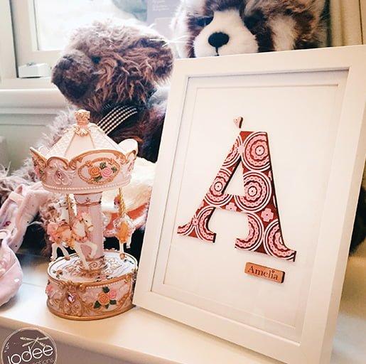 Bespoke-gift-ideas Custom Name-board