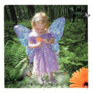 Illustration Fairy-Portrait Jodee