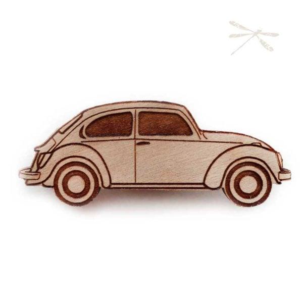 Herby brooch