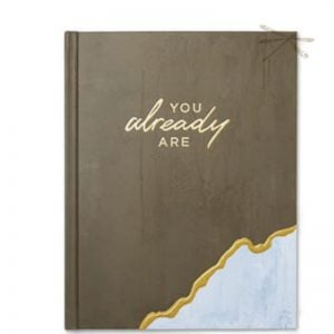 you already are book journal