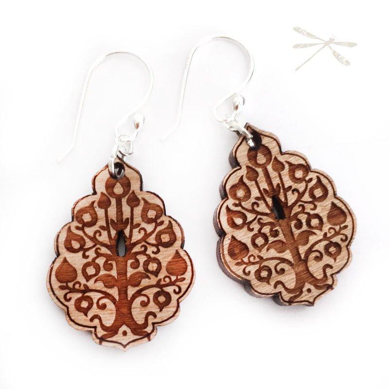 Tree Of Wisdom Earrings